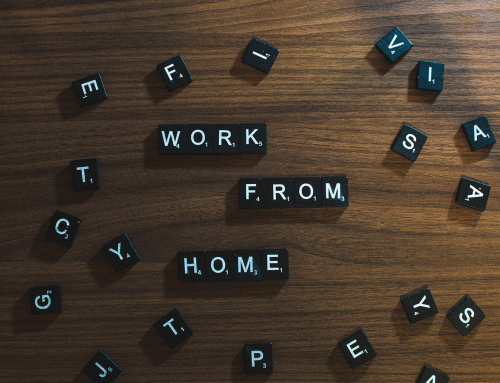 How will you transition back to the work place after the stay at home order in Ontario?